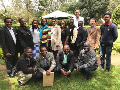 Ethiopia Graduate School of Theology in Addis Ababa, Ethiopia
