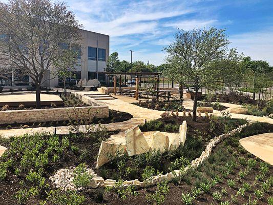 Summit Courtyard