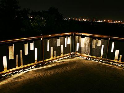 Austin Modern Rail Lighting