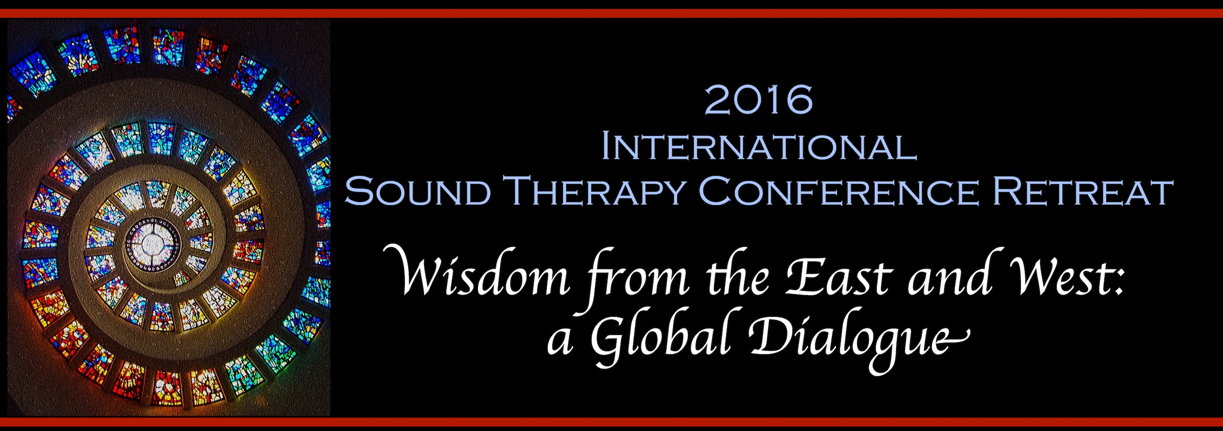 International Sound Therapy Conference Retreat