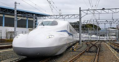 Texas bullet train names European operating and construction partners