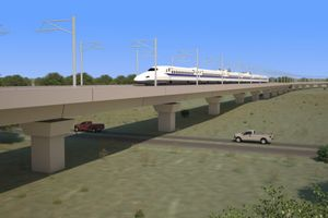 Developer Says Bullet-Train Project Will 'Change the Way People Think About the Center of Dallas'