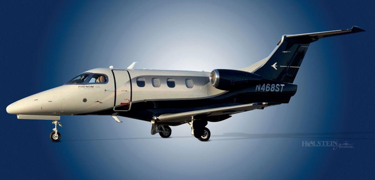 2011 Embraer Phenom 100 - 50000237 - N468ST - Ext - LS View RGB.jpg