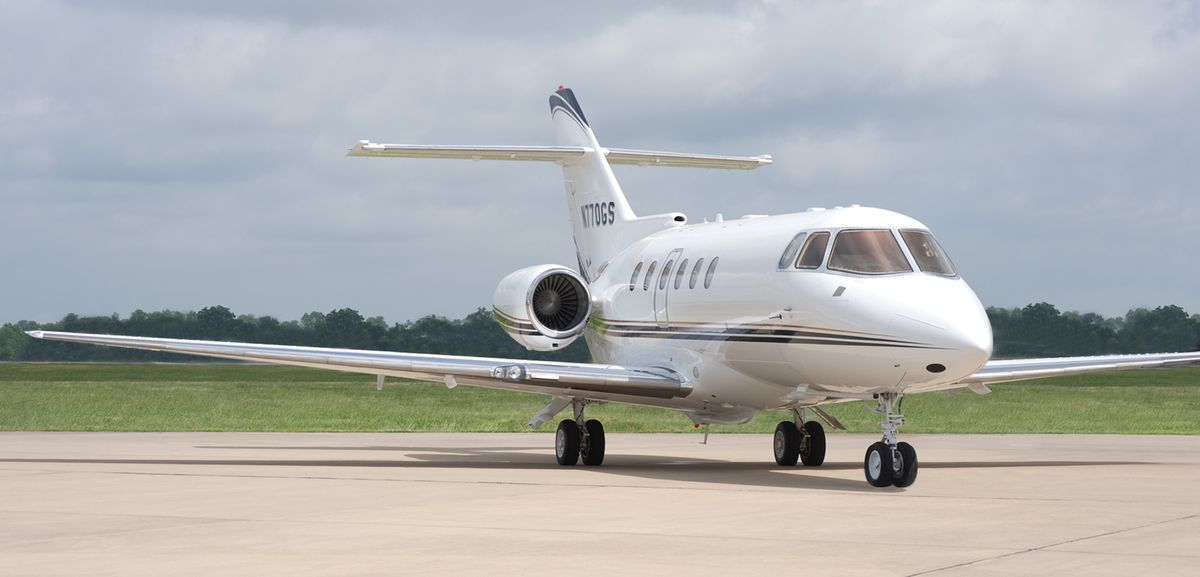 HB-3 - 2008 Hawker 750 - N770GS - Exterior - Right Front Quarter View - RGB.jpg