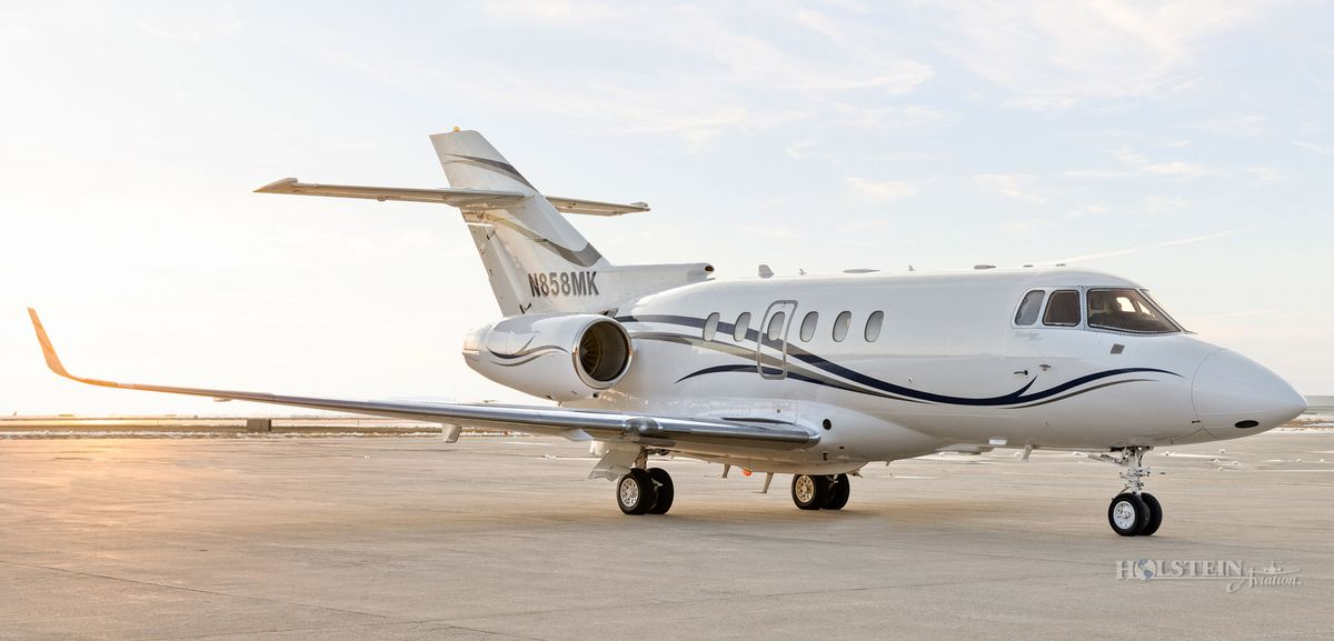 2009 Hawker 900XP - HA-0121 - N858MK - Ext - RS Front View RGB.jpg