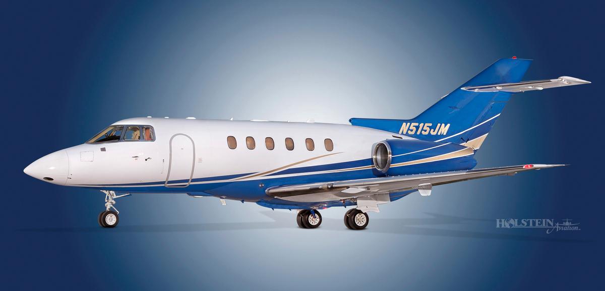 2004 Hawker 800XP - 258695 - N515JM  - Ext - LS View RGB.jpg