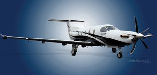 2017 Pilatus PC12NG - Off Market - Ext, RS Front View - WEB.jpg