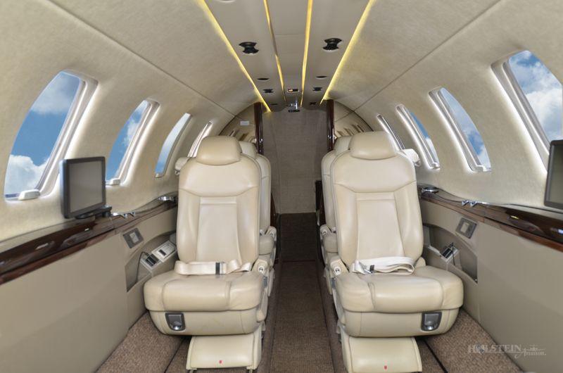 2014 Cessna Citation Cj4 S N 525c 0152 N111lp Holstein