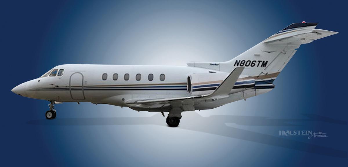 2000 Hawker 800XP, 258486, N806TM -  Ext LS View RGB.jpg