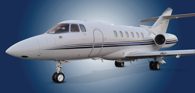 2004 Hawker 800XP - 258667 - N405TM - Ext - LS Front View - RGB.jpg