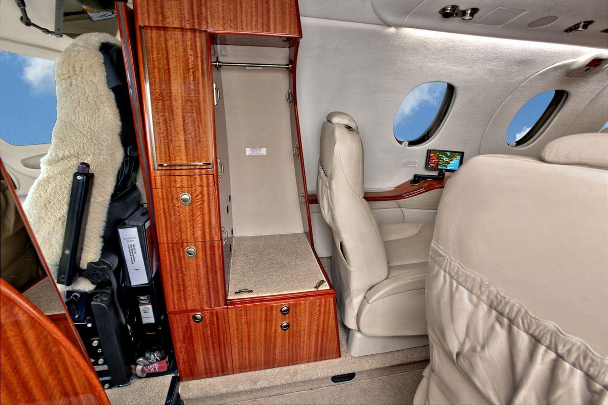 2009 Premier IA - RB-252 - N950JK - Int - Galley-Baggage - RGB.jpg