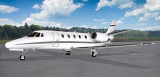 2001 Cessna Citation Excel - SN 560-5214 - N75EB - Ext LS View WEB.jpg