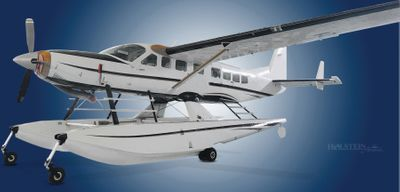 2016 Cessna Caravan 208B EX, SN 208B5262, B-10FG - Ext LS View RGB.jpg
