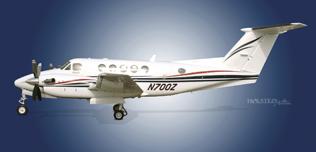 2005 Beech King Air B200, sn  BB1920, N700Z - Ext WEB.jpg