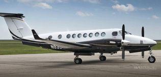 2012 King Air 350i, SN FL-822, N935JC - Ext RS view WEB.jpg