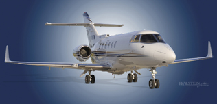 2003 Hawker 800XP, 258602, N401TM -  Ext RS Front View WEB.jpg