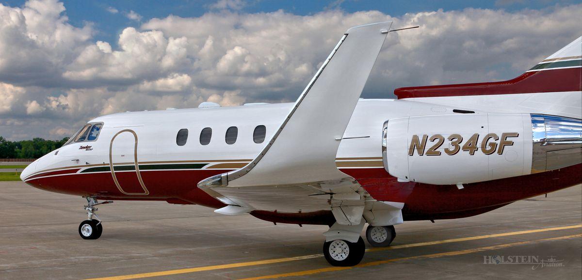 2011 Hawker 900XP - SN HA-175 - N234GF - Ext - LS Rear View RGB.jpg