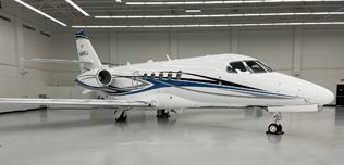2021 Citation Latitude - SN 680A-0249 - N680LL - Ext - RS Front View WEB.jpg