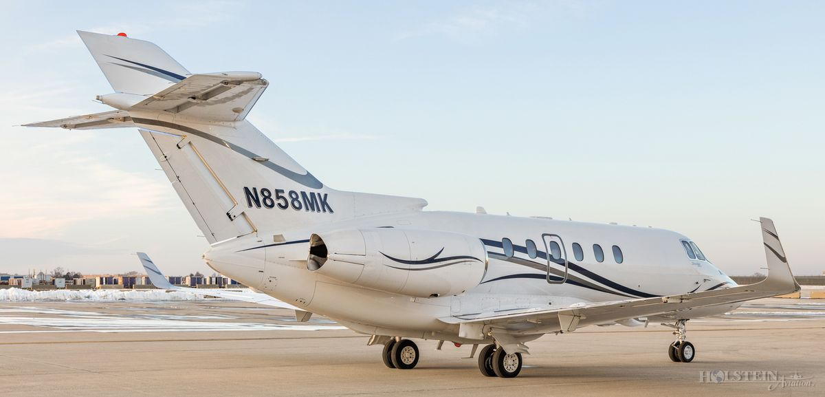 2009 Hawker 900XP - HA-0121 - N858MK - Ext - RS Rear View RGB.jpg