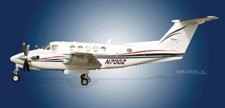 2005 Beech King Air B200, sn  BB1920, N700Z - Ext WEB.jpg
