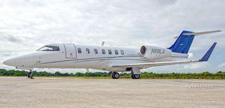 2006 Learjet 40XR - SN 2045 - N88LJ - Ext - LS View WEB.jpg