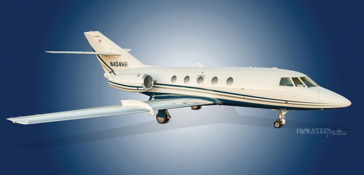 1985 Falcon 20 F5, SN 455, N404HR -  Ext RS View RGB.jpg