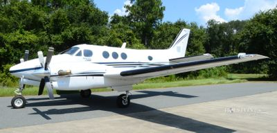 1998 King Air C90B - LJ-1531 - N150GW - Ext - LS View RGB.jpg