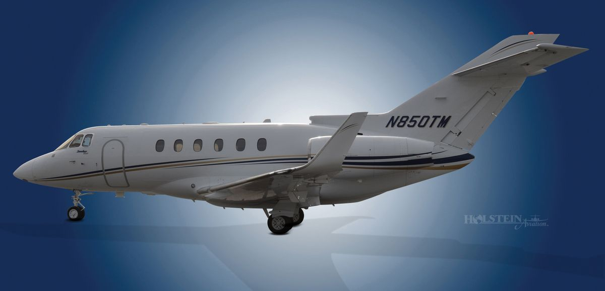 2006 Hawker 850XP - 258798 - N850TM - Ext - LS View RGB.jpg