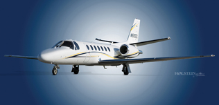 2001 Citation Encore, 560-0583,  N583TL - Ext LS Front View WEB.jpg