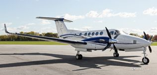 2018 King Air 250 - BY-342 - N94MJ - Ext - RS Front View WEB.jpg