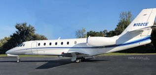 2011 Cessna Citation Sovereign - SN 680-0323 - N102CE - Ext - LS View WEB.jpg