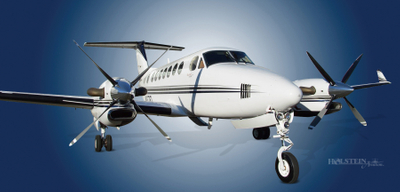 1996 King Air 350, FL-137, N137FL -  Ext RS Front CU RGB.jpg