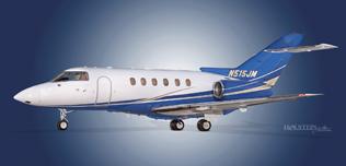 2004 Hawker 800XP - 258695 - N515JM  - Ext - LS View WEB.jpg