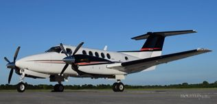 1991 King Air B200, BB-1396, N3620M WEB.jpg