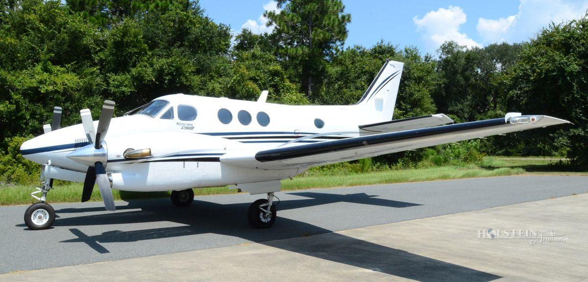 1998 King Air C90B - LJ-1531 - N150GW - Ext - LS View RGB.jpg