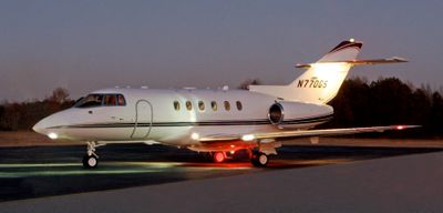 HB-3 - 2008 Hawker 750 - N770GS - Exterior - Left Front Quarter View - RGB.jpg