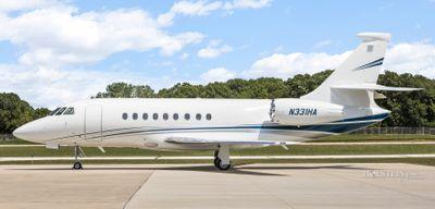 2007 Falcon 2000EX EASy II - SN 117 - N331HA - Ext - LS View RGB.jpg