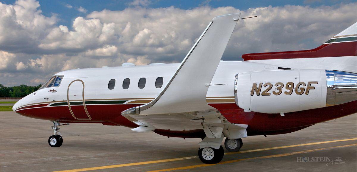 2011 Hawker 900XP - SN HA-175 - N239GF - Ext - LS Rear View RGB.jpg