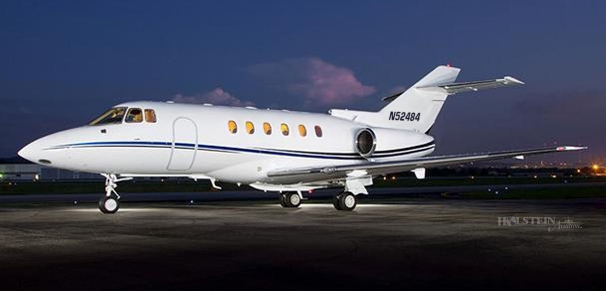 1996 Hawker 800XP - SN 258293 - N52484 - Ext - LS View RGB.jpg
