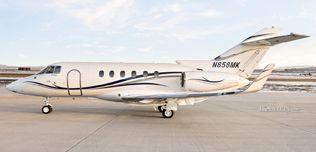 2009 Hawker 900XP - HA-0121 - N858MK - Ext - LS View WEB.jpg