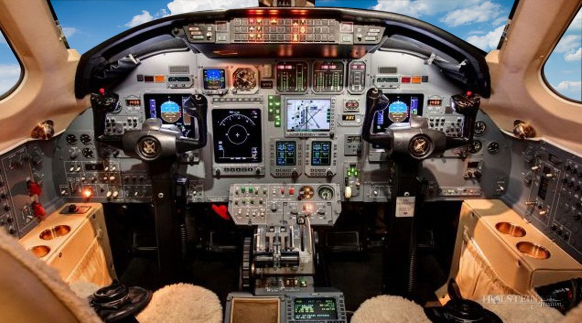 2001 Cessna Citation Excel - SN 560-5214 - N75EB - Cockpit RGB.jpg