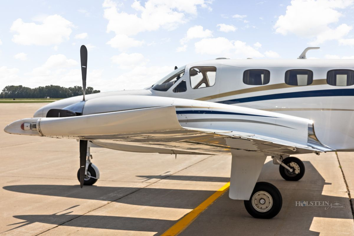 1978 Cessna Conquest II - 441-0012 - N369WK - Ext - LS Curved Wing Tip-w RGB.jpg