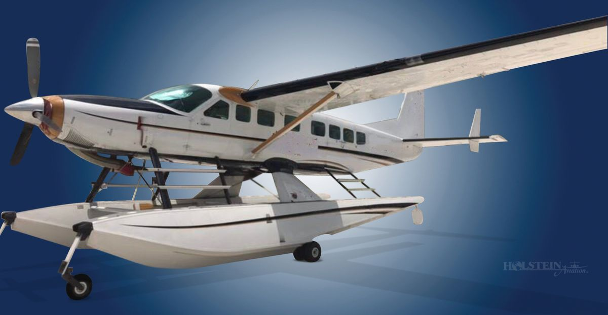 2016 Cessna Caravan 208B EX, SN 208B5262, B-10FG - Ext LS View RGB 2.jpg