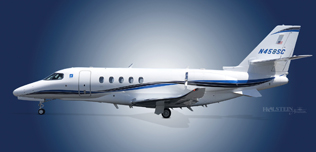 2018 Cessna Citation Latitude,  680A0143, N458SC, Ext LS View WEB.jpg