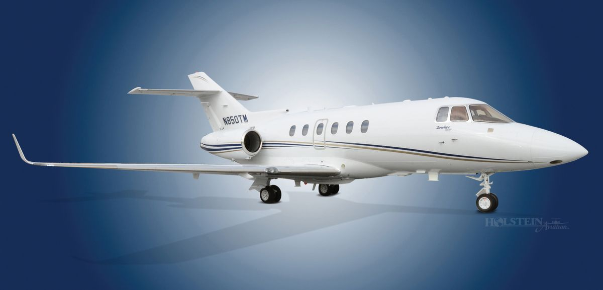 2006 Hawker 850XP - 258798 - N850TM - Ext - RS Front View RGB.jpg