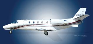 2006 Cessna Citation 560XLS, SN  560-5625, N913CS - Ext LS View WEB.jpg