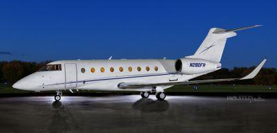 2017 Gulfstream G280 - SN 2107 - N280FR - Ext - LS View RGB.jpg