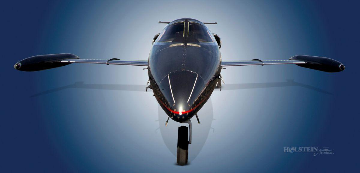 1987 Learjet 35A, SN630, N388PD - Ext Head-on RGB.jpg