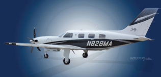 2018 Piper M500, 4697630, N828MA -  Ext LS View WEB.jpg