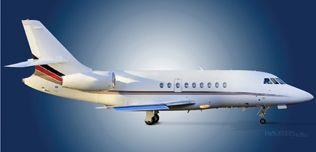 2002 Falcon 2000, SN 190, N190SA - EXT WEB.jpg